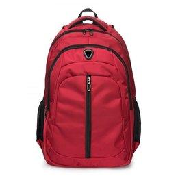 "Kemer, Plecak na laptop, Wings BP124-51, czerwony, 17"""