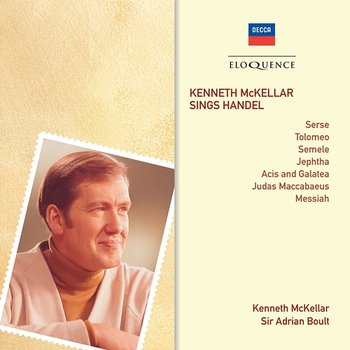 Kenneth McKellar Sings Handel - Kenneth McKellar, Sir Adrian Boult