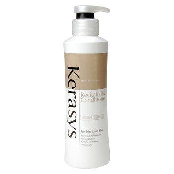 Kerasys, Hair Clinic Revitalizing, rewitalizująca odżywka do włosów suchych i zniszczonych, 400 ml-Kerasys