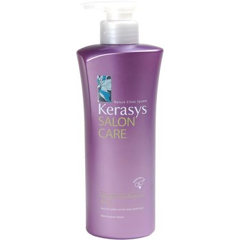Kerasys, Salon Care Straightening Ampoule, wygładzająca odżywka do każdego rodzaju włosów, 470 ml-Kerasys
