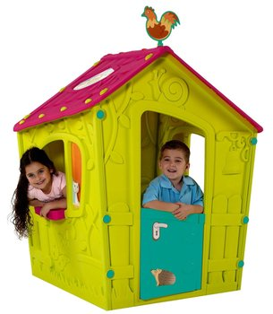 Keter, domek ogrodowy z kogucikiem Magic Playhouse-Keter