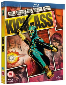Kick-Ass (brak polskiej wersji językowej)-Vaughn Matthew