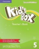 Kid's Box Level 5 Teacher's Book-Frino Lucy, Williams Melanie