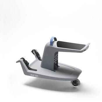 KID-SIT, Dostawka do wózka Stone, Grey/Blue