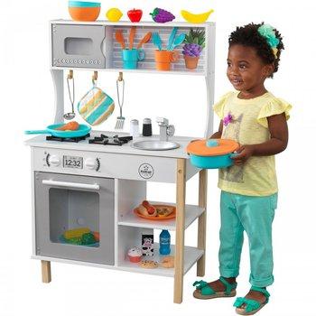 Kidkraft Kuchnia Drewniana Dla Dzieci Z Akcesoriami