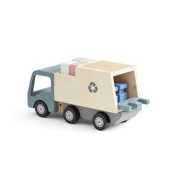 Kids Concept Aiden, pojazd Śmieciarka-Kids Concept