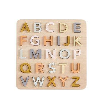 Kids Concept, NEO, układanka klockowa Alfabet-Kids Concept