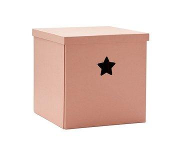 Kids Concept, Star, Pudełko kartonowe, Pink-Kids Concept