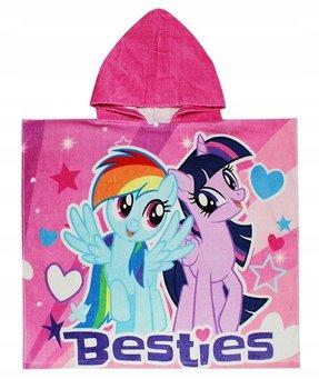 Kids Euroswan, My Little Pony, Ręcznik dziecięcy/Ponczo kąpielowe-Kids Euroswan