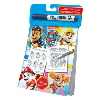 Kids Licensing, Psi Patrol, łamigłówki z magicznym flamastrem-Kids Licensing