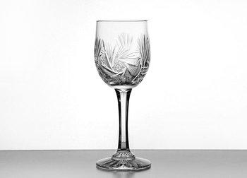 Kieliszek kryształowy Zawiercie wino 170ml-Zawiercie Huta Szkła