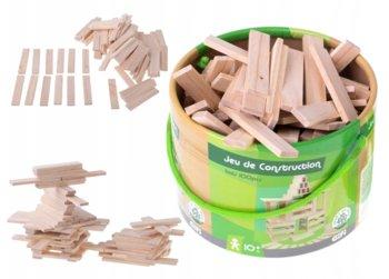 KIK, klocki drewniane Montessori -KIK