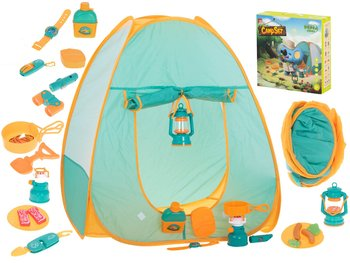 KIK, namiot piknikowy, zestaw-KIK