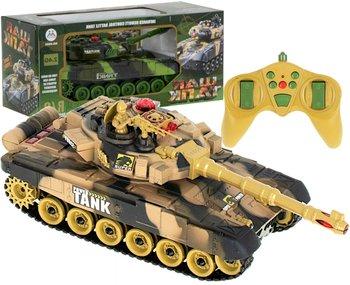 KIK, pojazd Czołg RC War Tank 9993 2.4 GHz pustynny