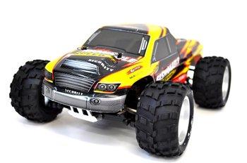 KIK, samochód RC WLtoys A979-A 2,4GHz 35km/h, 1:18-KIK