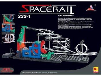 Kik, SpaceRail, tor dla kulek - Level 1 (8,6 metra) Kulkowy Rollercoaster-KIK