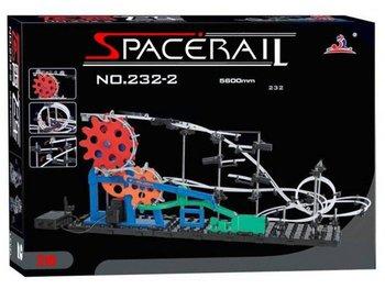 Kik, SpaceRail, tor dla kulek - Level 2 (5,6 metra) Kulkowy Rollercoaster-KIK
