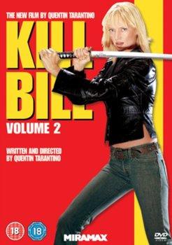 Kill Bill: Volume 2 (brak polskiej wersji językowej)-Tarantino Quentin