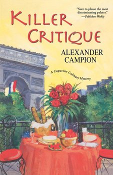 Killer Critique - Campion Alexander