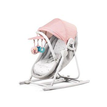 Kinderkraft, Unimo, Leżaczek 5w1, Pink-Kinderkraft