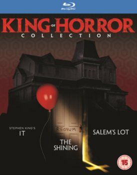 King of Horror Collection-Wallace Tommy Lee, Hooper Tobe, Kubrick Stanley