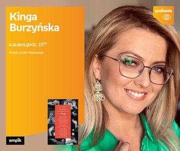 Kinga Burzyńska | Empik Junior