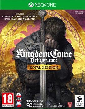 Kingdom Come: Deliverance - Royal Edition-Warhorse Studios