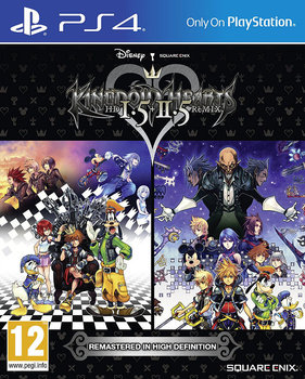 Kingdom Hearts HD 1.5 and 2.5 Remix-Square-Enix / Eidos