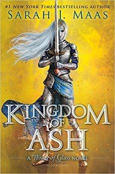 Kingdom of Ash-Maas Sarah J.