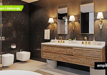 Kinkiety łazienkowe – co wybrać? Przegląd nowoczesnych kinkietów do łazienki