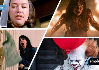 Kino Mistrza Grozy. TOP 10 ekranizacji Stephena Kinga