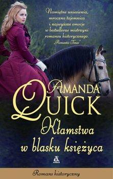 Kłamstwa w blasku księżyca-Quick Amanda