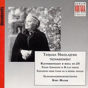 Klavierkonzert B-Moll Op. 23-Nikolayeva Tatiana