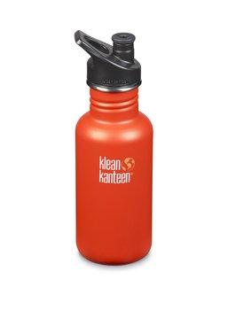 Klean Kanteen, Bidon, Classic, pomarańczowy, 532 ml-Klean Kanteen
