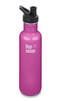 Klean Kanteen, Bidon sportowy, Sport Cap 3.0, różowy, 800 ml -Klean Kanteen