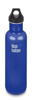 Klean Kanteen, Butelka, Classic Loop Cap, niebieski, 800 ml-Klean Kanteen