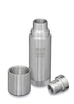 Klean Kanteen, Termos, TKPro srebrny, 500 ml-Klean Kanteen