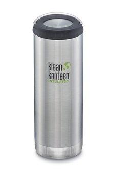 Klean Kanteen, Termos TKWide, srebrny 473 ml-Klean Kanteen
