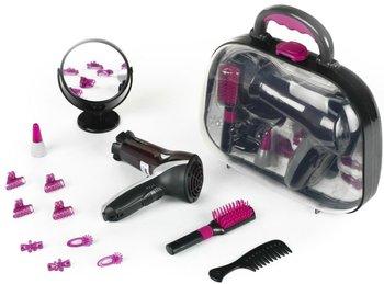 Klein, Braun, zabawka edukacyjna Walizka fryzjerska Satin Hair, 5872