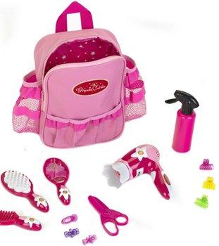 Klein, zabawka edukacyjna Plecaczek fryzjerski, zestaw-Klein