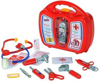 Klein, zabawka edukacyjna Walizka lekarska, zestaw-Klein