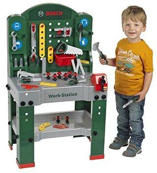 Klein, zabawka edukacyjna Warsztat Bosch, zestaw-Klein