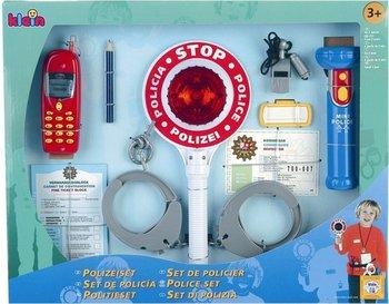 Klein, zabawka interaktywna zestaw policjanta-Klein