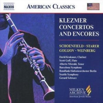 Klezmer Concertos And Encores - Krakauer David