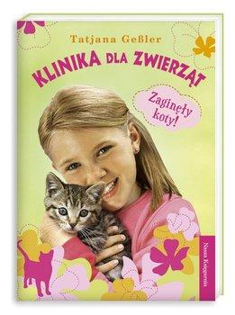 Klinika dla zwierząt. Zaginęły koty!                      (ebook)