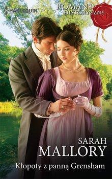 Kłopoty z panną Grensham-Mallory Sarah