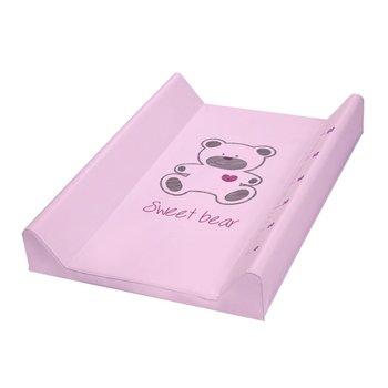 Klupś, Przewijak, krótki, Sweet Bear, Różowy-Mio Albero by Klupś
