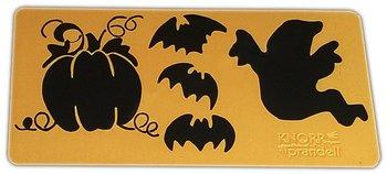 Knorr Prandell, szablon folder embossing halloween-KNORR PRANDELL