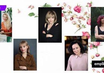 Kobiece inspiracje inspirujących kobiet: Bonda, Chutnik, Gąsiorowska, Grochola, Przybysz