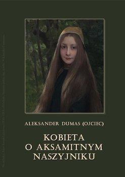 Kobieta o aksamitnym naszyjniku-Dumas Aleksander